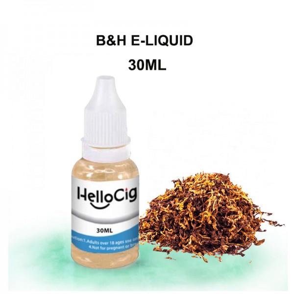 B&H HelloCig E-Liquid 30ml