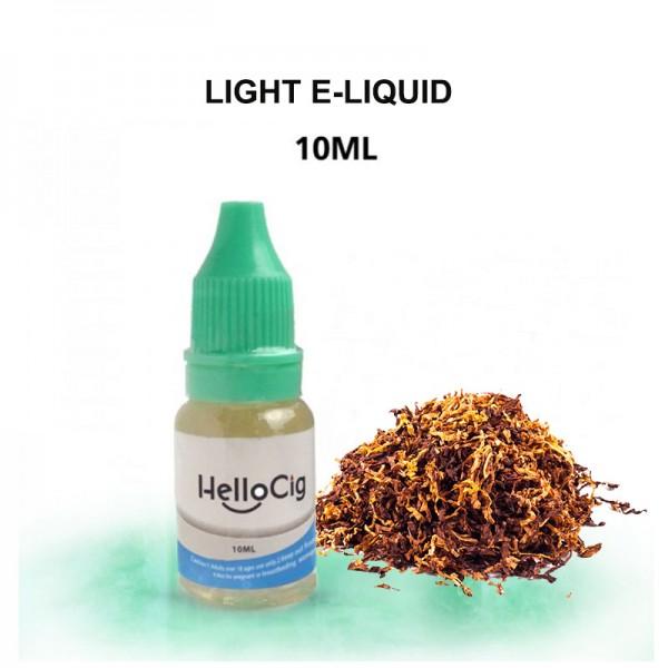 Light HelloCig E-Liquid 10ml
