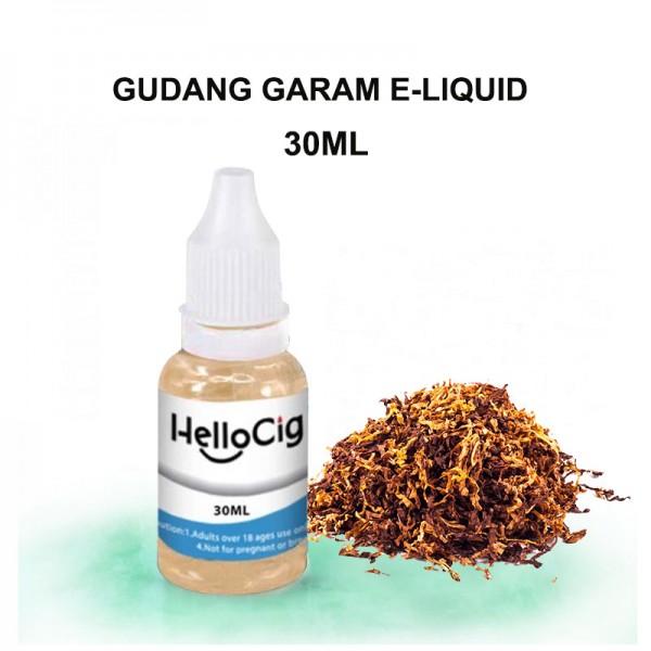 Gudang Garam HelloCig E-Liquid 30ml