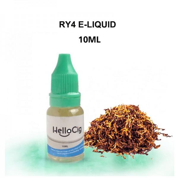 RY4 HelloCig E-Liquid 10ml
