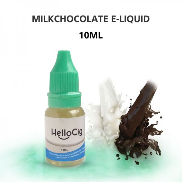 Milk Chocolate HelloCig E-Liquid 10ml