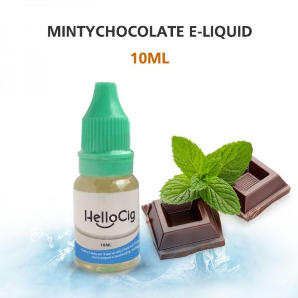 Minty Chocolate HelloCig E-Liquid 10ml