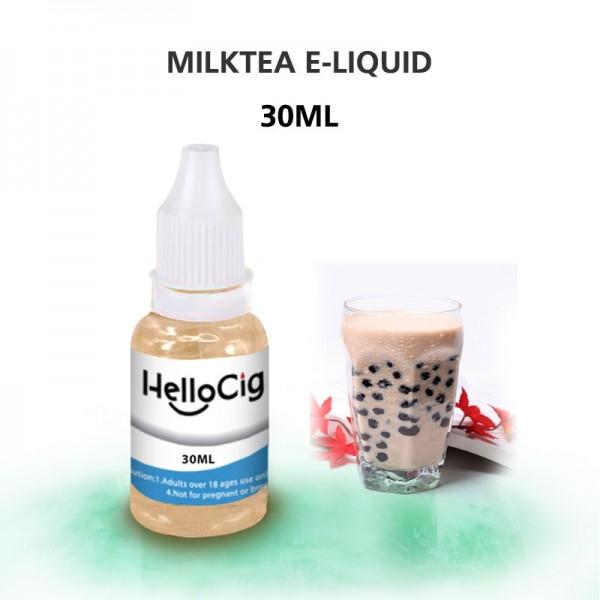 Milk Tea HelloCig E-Liquid 30ml