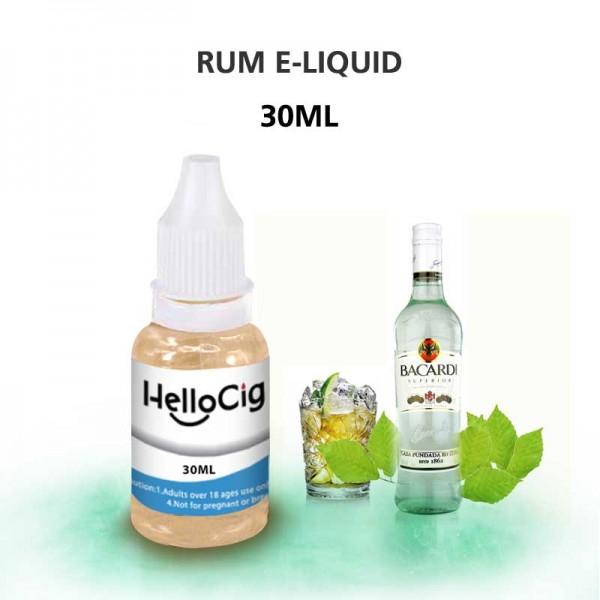 Rum HelloCig E-Liquid 30ml