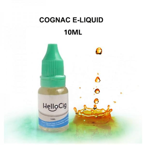 Cognac HelloCig E-Liquid 10ml