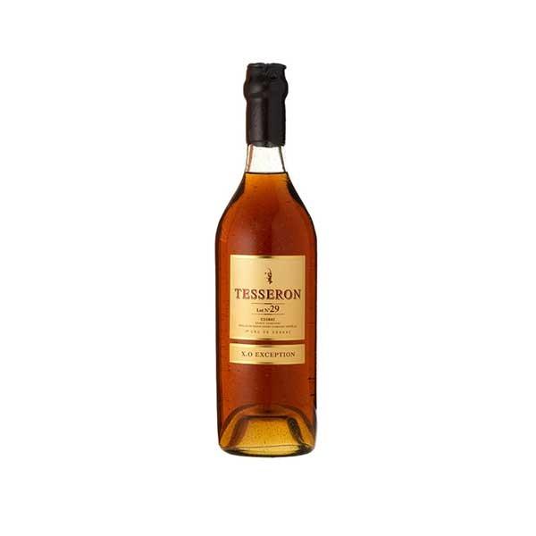 Cognac HelloCig E-Liquid 1Liter