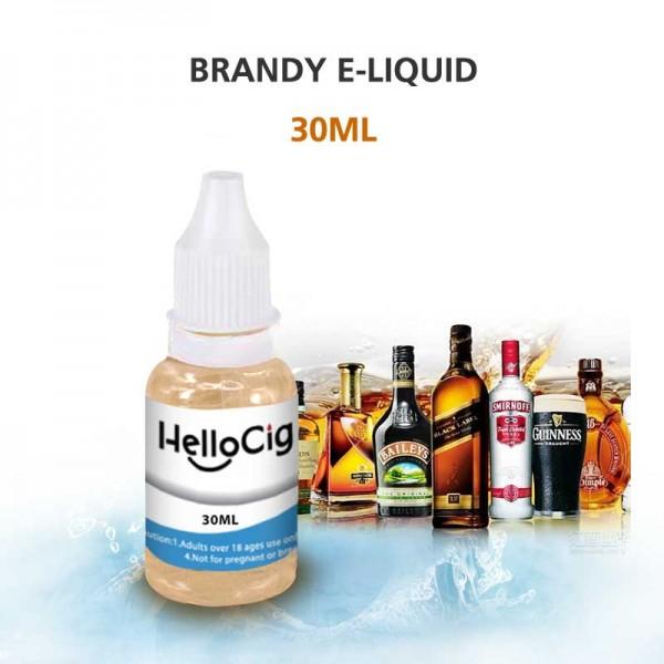 Brandy HelloCig E-Liquid 30ml