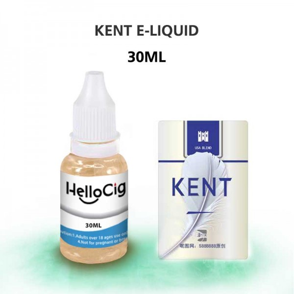 Kent HelloCig E-Liquid 30ml