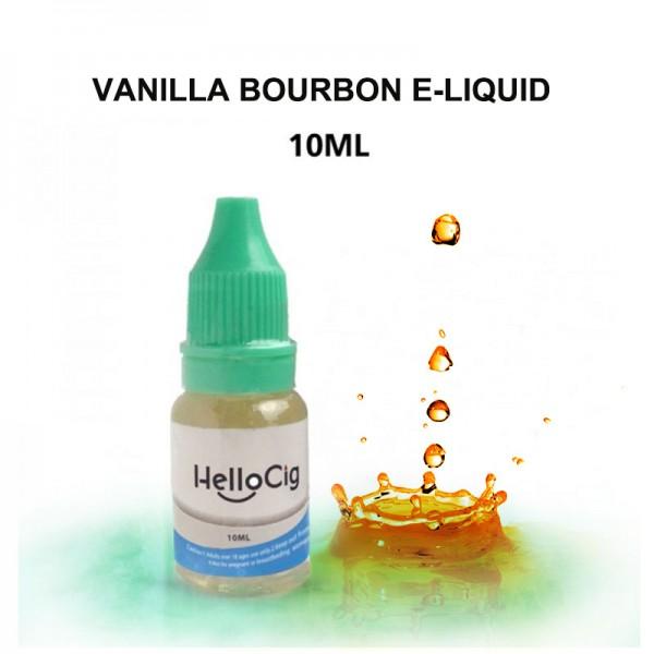 Vanilla Bourbon HelloCig E-Liquid 10ml