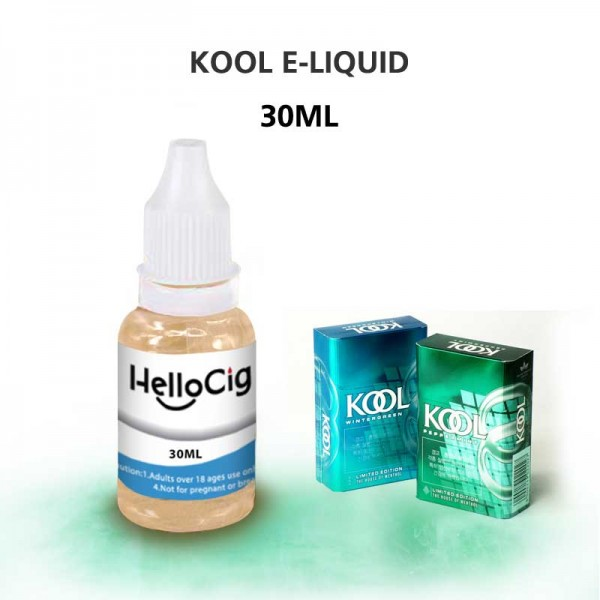 Kool HelloCig E-Liquid 30ml