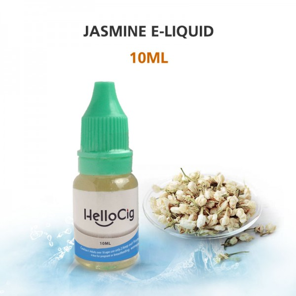 Jasmine HelloCig E-Liquid 10ml