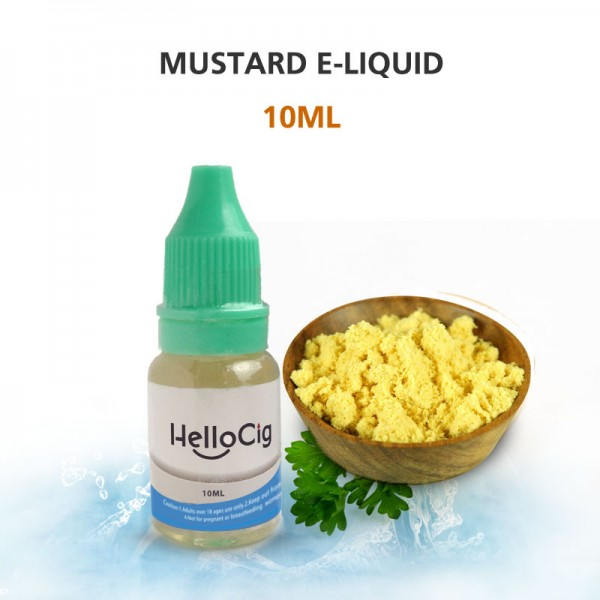 Mustard HelloCig E-Liquid 10ml