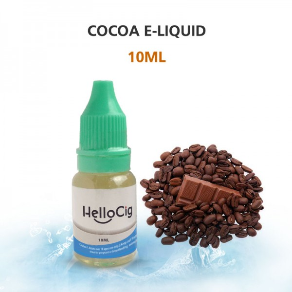Cocoa HelloCig E-Liquid 10ml