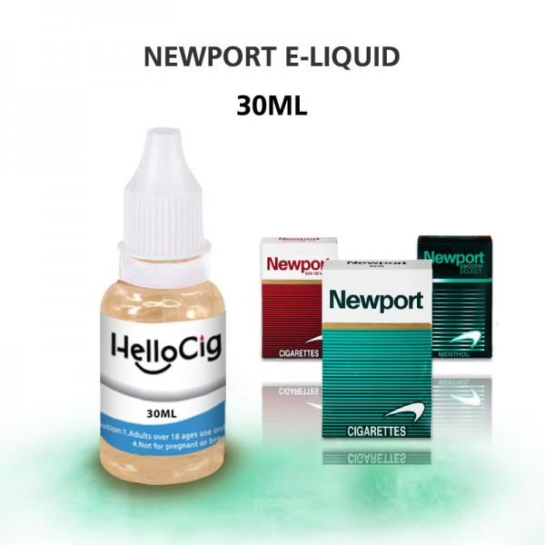 Newport HelloCig E-Liquid 30ml