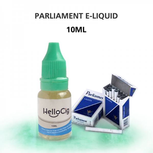 Parliament HelloCig E-Liquid 10ml