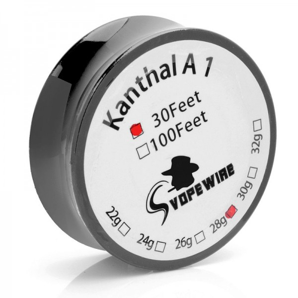 Kanthal a1 wire 30 feet heating wires awg 24 26 28 gauge wires diy kanthal a1 wire 30 feet heating wires awg 24 26 28 gauge wires diy rda rba keyboard keysfo Image collections