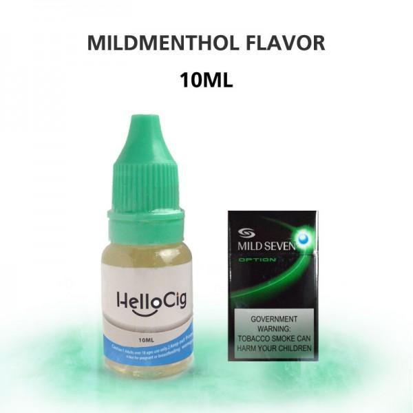 Mild Seven Menthol HelloCig E-Liquid 10ml