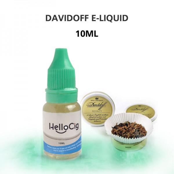 Davidoff HelloCig E-Liquid 10ml