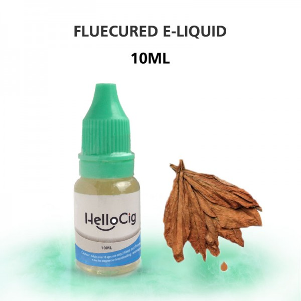 Flue-Cured HelloCig E-Liquid 10ml