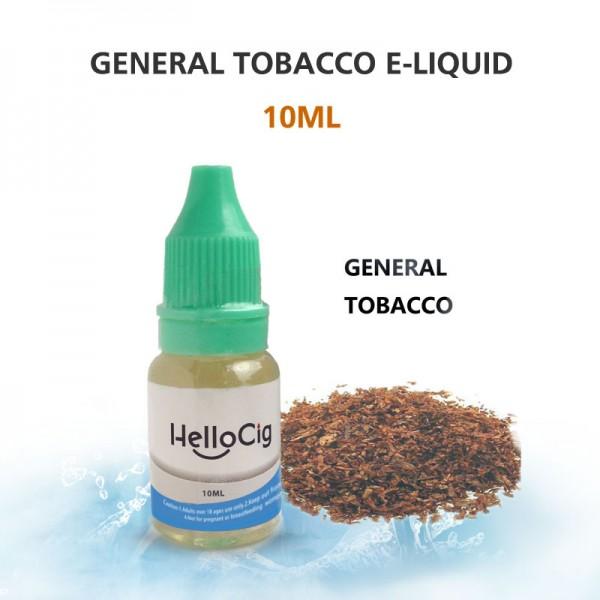 General HelloCig E-Liquid 10ml
