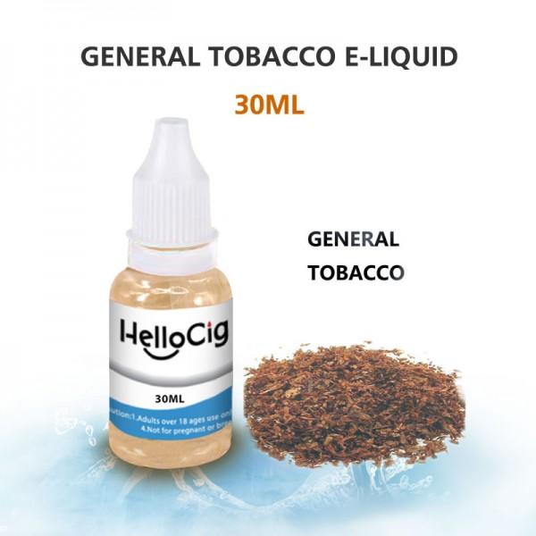 General HelloCig E-Liquid 30ml