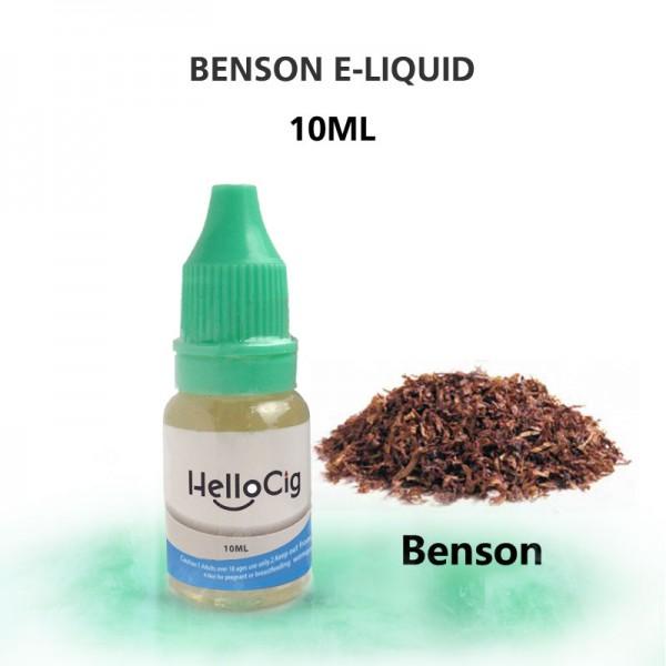 Benson HelloCig E-Liquid 10ml