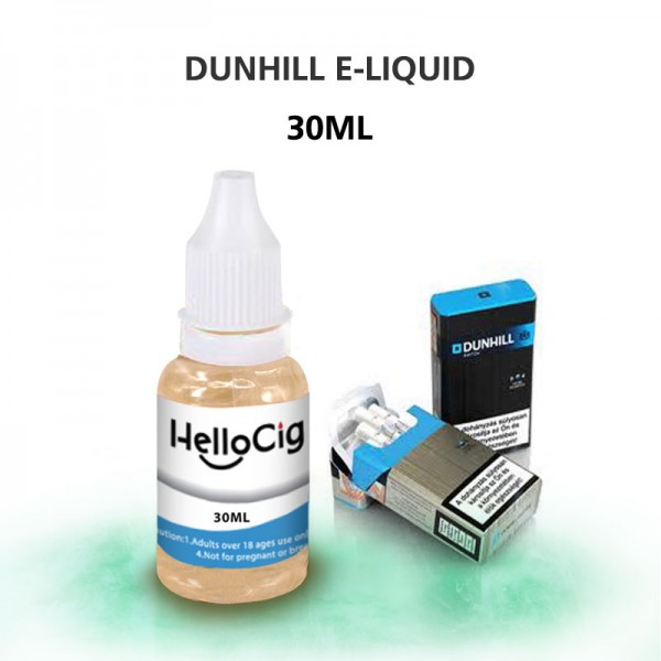 Dunhill HelloCig E-Liquid 30ml