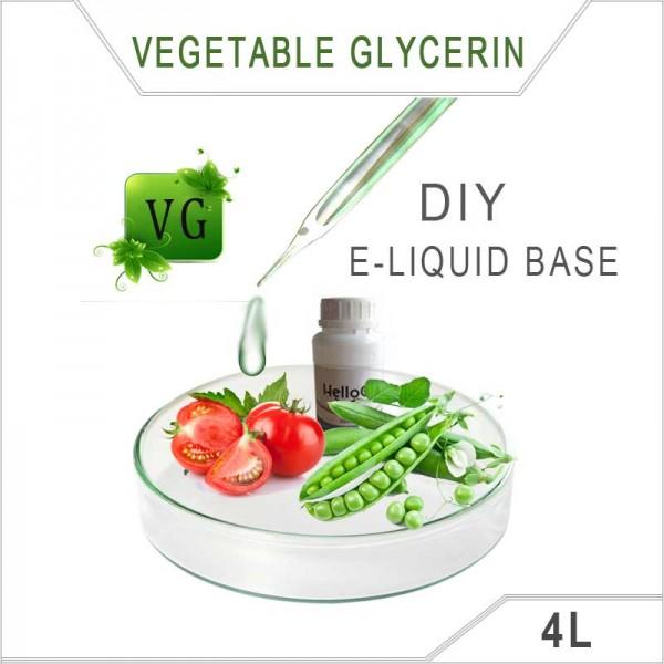 Vegetable Glycerin/VG 4 Liter