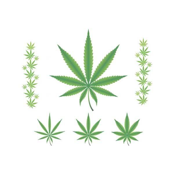 E-Marijuana HelloCig E-Liquid 1Liter