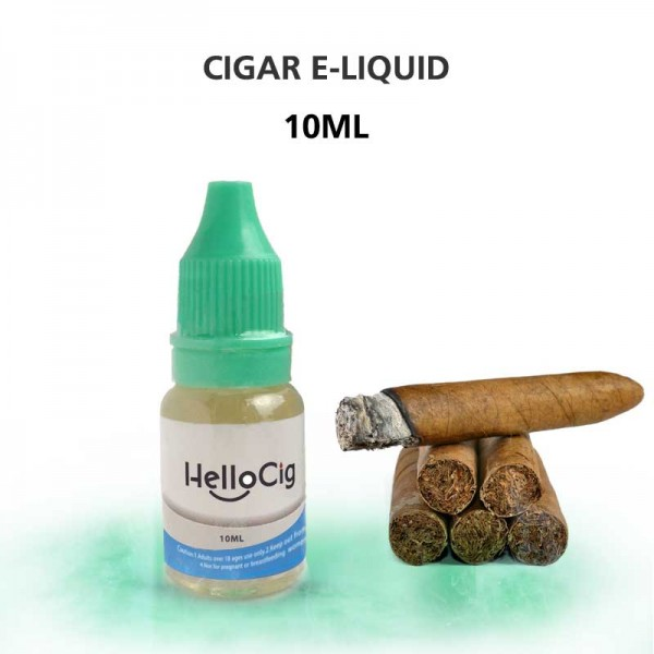 Cigar HelloCig E-Liquid 10ml