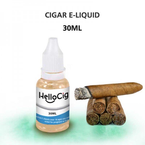 Cigar HelloCig E-Liquid 30ml