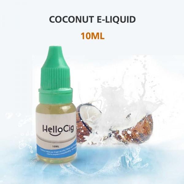 Coconut HelloCig E-Liquid 10ml