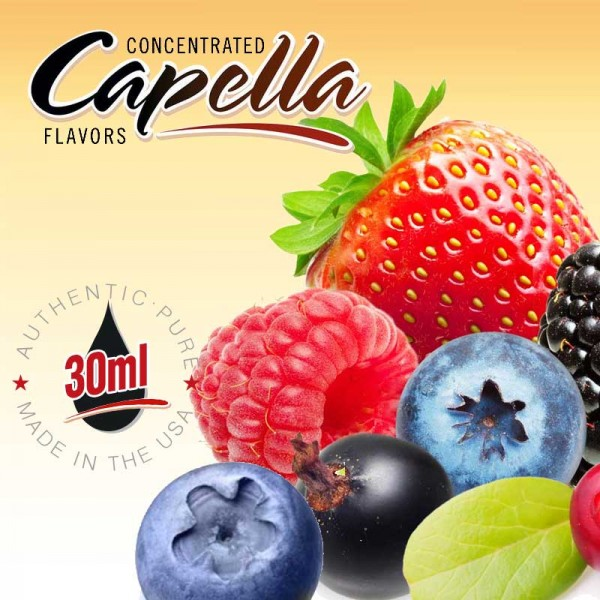 30ML USA Capella Flavors