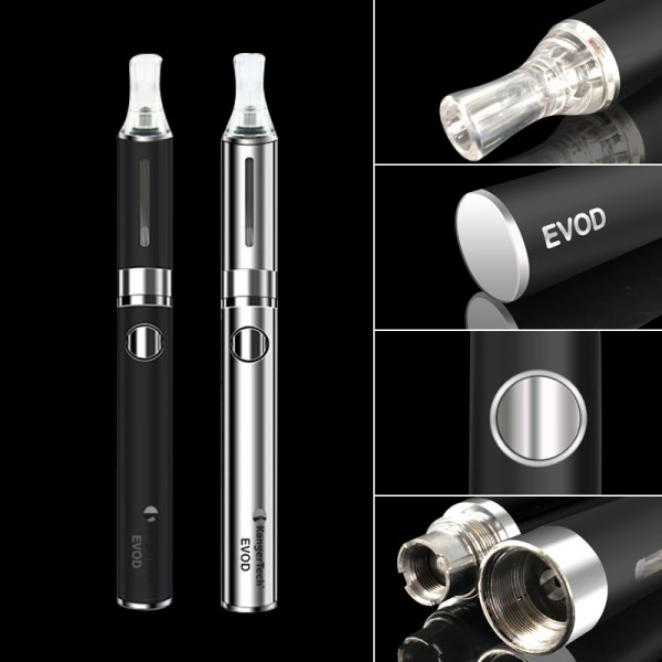 EVOD Hookah E-Cigarette EGO Thread With 1100mah Battery