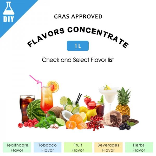 1Liter DIY Flavor Concentrate