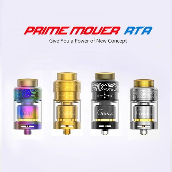 Prime Mover RTA DIY Atomizer
