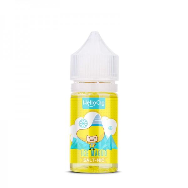 Ice Mango nicotine salt e-liquid flavor