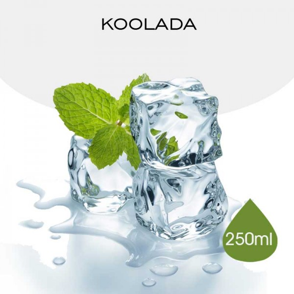 250ML Koolada with a minty Coolness  for e-liquid