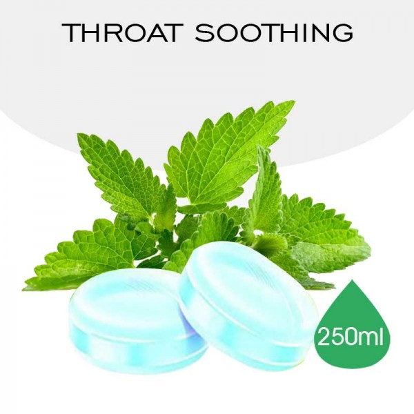 250ML Throat Soothing Agent  for e-liquid