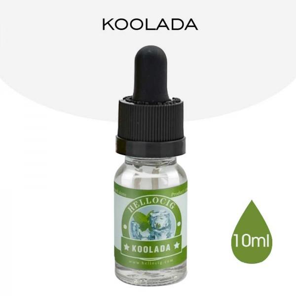 10ML Koolada with a minty Coolness  for e-liquid