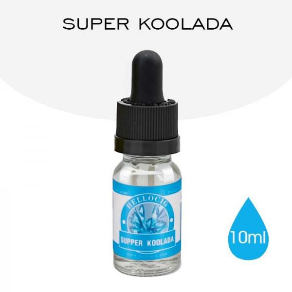 10ML Super Koolada with a non-minty for e-liquid