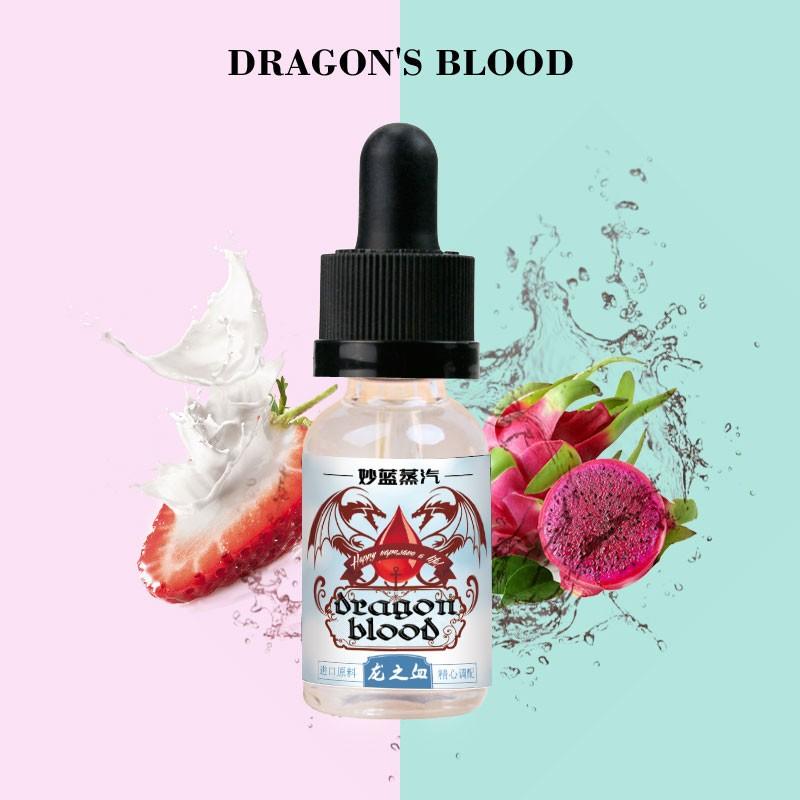 Dragon's Blood Flavor E-Liquid 10ML