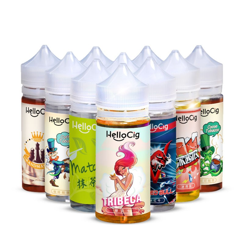 120ML Hot Sale Mixed E-liquid