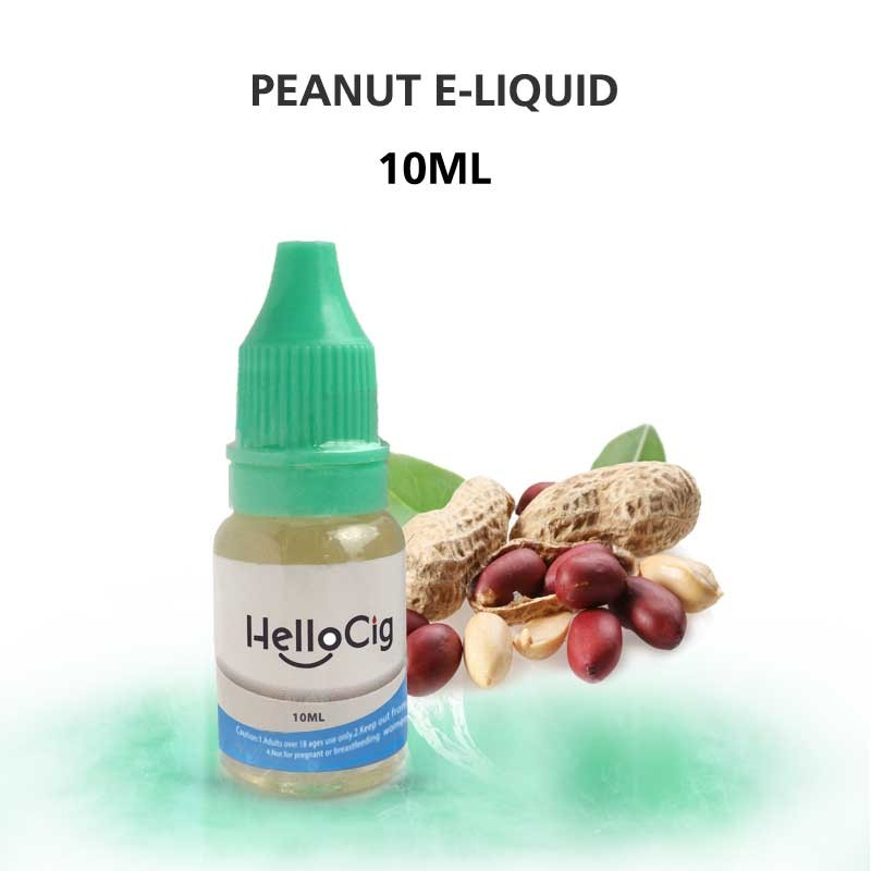 E-Juice HelloCig Peanut 10ML
