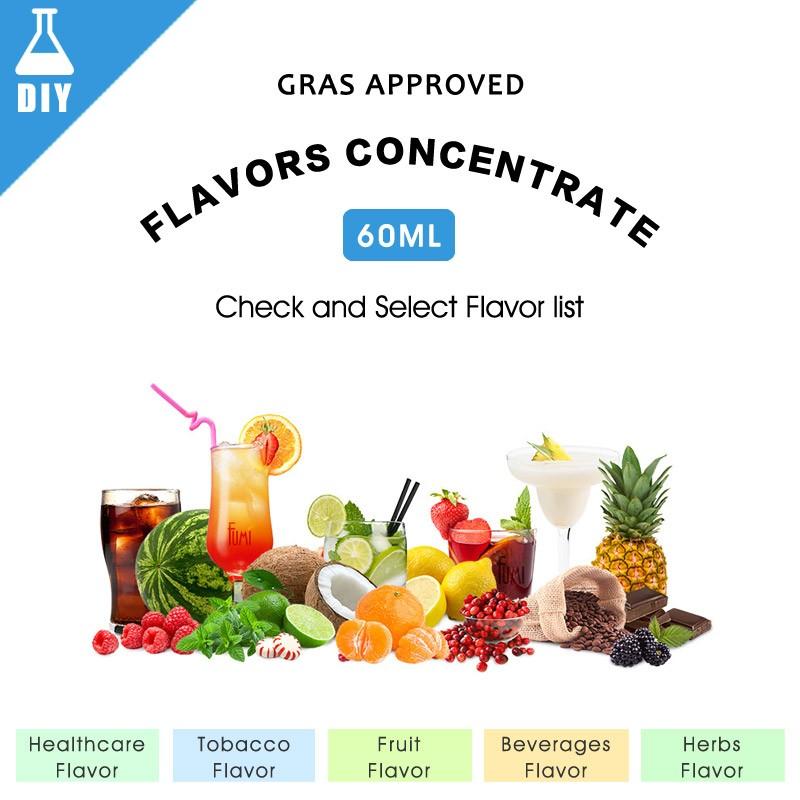60ML DIY Flavor Concentrate