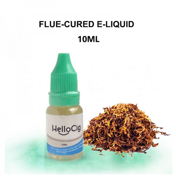 焼いた葉タバコ(Flue-Cured)HC 電子タバコ用リキッド 10ML