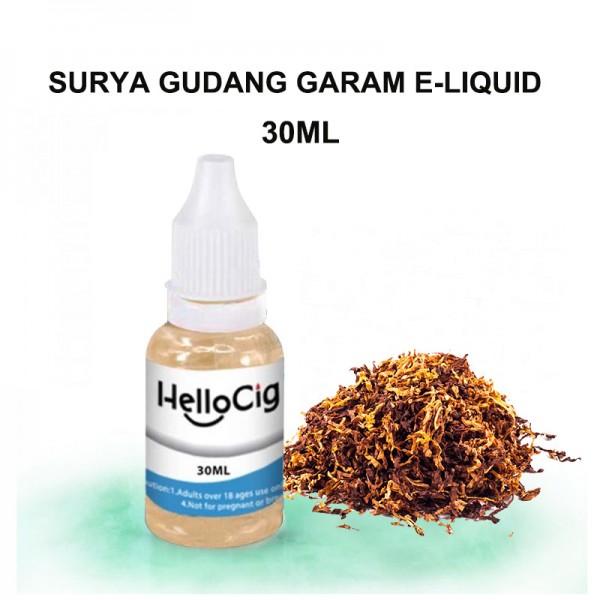 インドネシア・ガラムスーリヤ HC 電子タバコ用リキッド 30ML