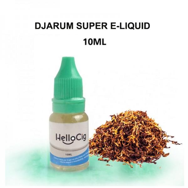 インドネシア・djarumスーパー HC 電子タバコ用リキッド 10ML