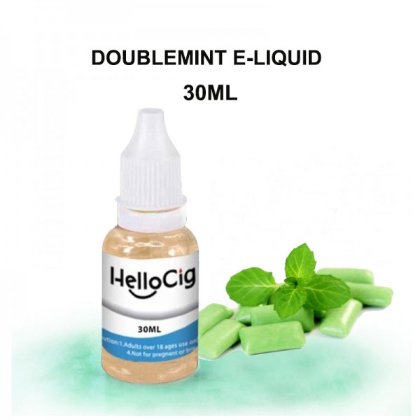 绿箭(doublemint)風味 HC 電子タバコ用リキッド 30ML