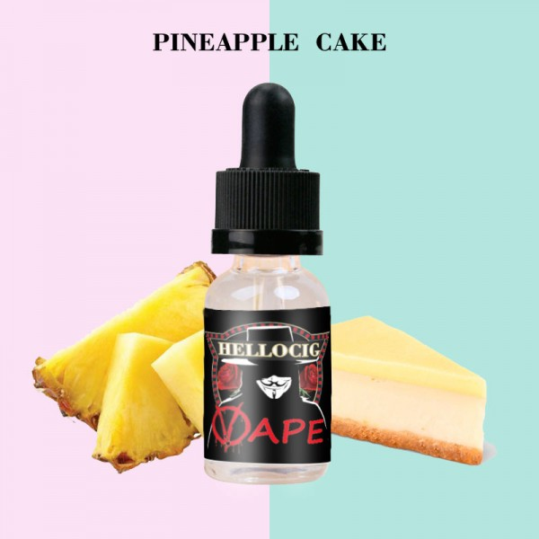 Pineapple  Cake Flavor E-Liquid 10ML